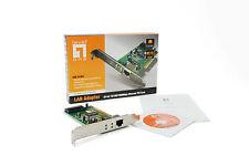 Netzwerkkarte Gigabit LevelOne® GNC-0105T RealteChip unsterstützt 802.1Q VLAN