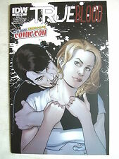 TRUE BLOOD # 3 (NEW YORK COMIC CON VARIANT COVER RE, OCT 2012), NM/M