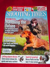 SHOOTING TIMES - BAG GREY SQUIRRELS - March 9 2011 #5713