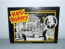 RED BARRY (WILL GOULD) DANS LE COULOIR DE LA MORT   SLATKINE BD  1982