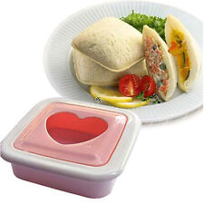 DIY Sandwich Brot Kuchen Schneider Ausstecher Form Schneider Ausstechform