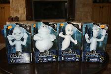 New ListingTyco Casper The Friendly Ghost 10' Plush Toys Glow In The Dark Set of 4