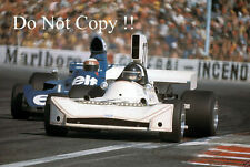 James Hunt Hesketh Racing March 731 French Grand Prix 1973 Photograph