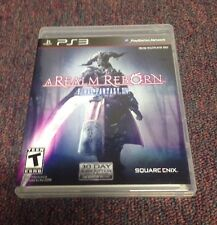 Final Fantasy XIV Online  A Realm Reborn  (Sony Playstation 3, 2013)