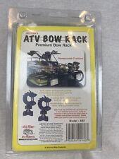 All Rite's Atv Remium Bow Rack Model Ab1