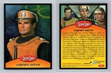 Captain Ochre #22 Captain Scarlet 2001 Cards Inc Trading Card