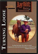 Turning Loose DVD by Ray Hunt -  BRAND NEW