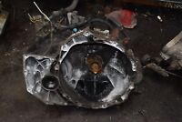NISSAN X-TRAIL T30 2.2 DCI 6 SPEED MANUAL GEARBOX - 4WD MODELS (YD4) #124