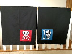 Curtains Eyelet  53x54 By Next Kids Pirate 🏴☠️