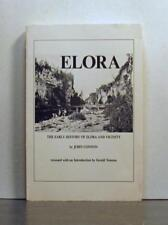 Elora and Vicinity, Ontario