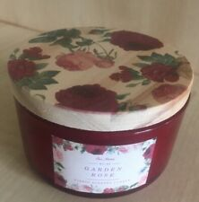 Dw Home No 5 Garden rose Finely Scented Candle With Double Wick