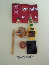 Lego série 7 8831 nº 2 guerriers aztèques neuf avec notice mais aucun paquet