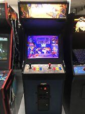 Xmen Children of the Atom arcade game