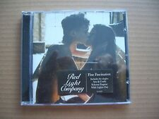 RED LIGHT COMPANY - FINE FASCINATION - CD ALBUM - PROMO STICKER - NEW / UNPLAYED