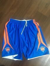 Authentic Game Worn Team Issue TBT Classic NBA SHORTS RARE
