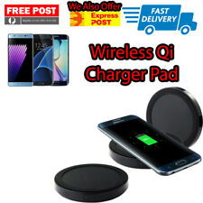 Wireless Qi Charger Pad Compatible with Samsung Galaxy & Other Qi Charger Phone