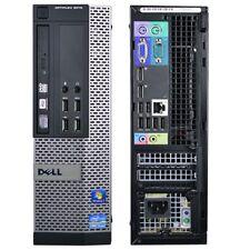 Dell Computer 9010 Core i5-3570 SFF PC 3.40Ghz 4GB Ram  NO Hard Drive NO OS
