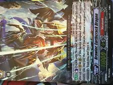 Cardfight Vanguard English PR/0156EN Brawler, Earthcrack Dragon Promo Foil Rare!