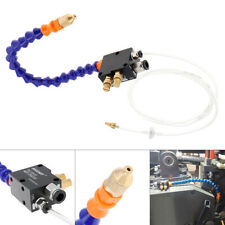 30cm Mist Coolant Lubrication Spray System with 0.6mm Micro Nozzle&Plastic Tube