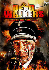 Dead Walkers: Rise of the 4th Reich (DVD, 2015) USED VERY GOOD