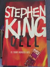 Cell by Stephen King (Large Paperback, 2006, 1st edition)