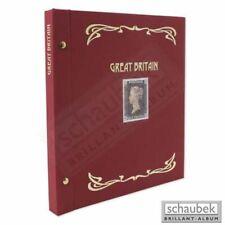 Schaubek A-DS808 Reprint-Album Großbritannien