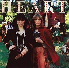 Heart Little Queen CD+Bonus Tracks NEW SEALED 2004 Barracuda+