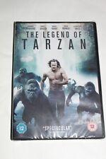 The Legend of Tarzan DVD,UV Code Alaxander Skarsgard Samuel L. Jackson BN Sealed