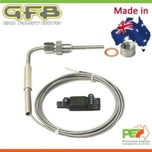 * GFB * D-Force Electronic Boost Controller EGT Kit For Nissan Patrol Y61 TD42