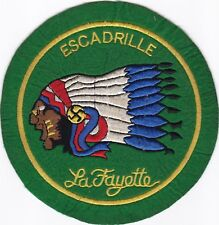 USAAF Lafayette Escadrille French Air Force Patch N-9