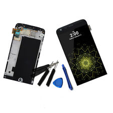 Black LCD Display Touch Screen Digitizer Frame T For LG G5 H820 H831 H840 H850 A