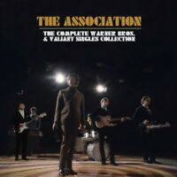 THE ASSOCIATION - THE COMPLETE WARNER BROS & VALIANT 2 CD NEW!
