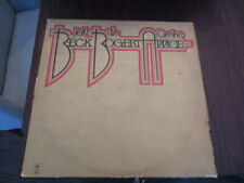 Beck, Bogert & Appice   on LP