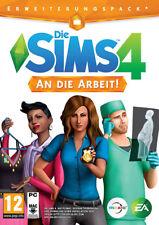 Die Sims 4 An die Arbeit PC Key - The SIMS 4 Get To Work EA Origin Download Code