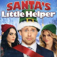 Santa's Little Helper 2015 PG comedy Christmas movie, new DVD, The Miz, McCord,