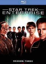 Star Trek: Enterprise - Complete Season 3 Three - Blu-Ray - NEW
