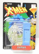 ICEMAN X-Men Action Figure Toy Biz NIP 1998 rare short card