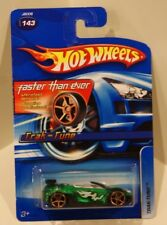 Trak-Tune 2006 Hot Wheels Faster Than Ever FTE Card #143