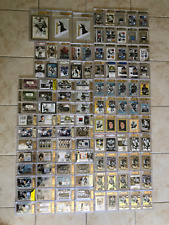 2005-06 + SIDNEY CROSBY HUGE LOT AUTO PATCH JERSEY STICK PUCK BGS 10,9.5(622CARD