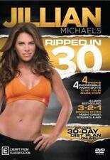 Jillian Michaels Ripped in 30 DVD R4