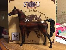 Peter Stone Traditional Woodgrain Arabian – Excellent Used Condition With Box