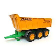 John Deere Joskin Tipper Trailer Scale 1:16 Model Toy Gift Christmas