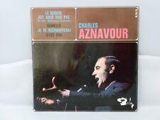 Charles Aznavour – Le Monde Est Sous Nos Pas (Du Film : Week-End A Zuydcoote)