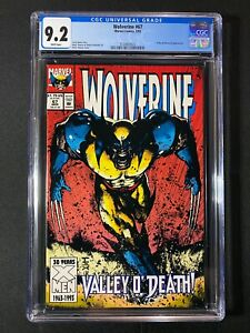 Wolverine #67 CGC 9.2 (1993) - X-men & Maverick appearance