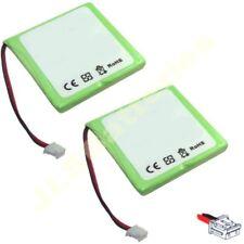 2 Cordless Phone Battery BT Verve 410 450 NI-MH 2.4V GP0747 GP0748 GP0845 GP0827