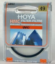 Hoya HMC 49mm  UV (C) Multi-Coated UV Digital Slim Frame Filter A-49UVC