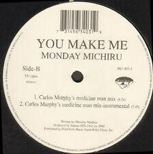 MONDAY MICHIRU - You Make Me - EmArcy
