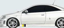 Performance rayures autocollant Opel Astra Insignia OPC IRMSCHER sticker 18x6cm