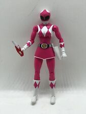 Mighty Morphin Power Rangers BAF Megazord Legacy Collection Pink Ranger Figure