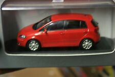 MINICHAMPS 1/43 VW GOLF PLUS